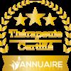 therapeute certifié macaron